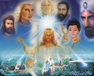 Ascended Masters of Light